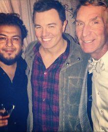 Bill Nye And Seth McFarlane